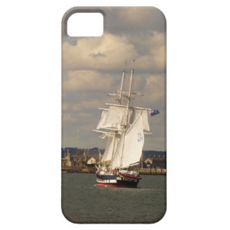 TS Royalist entering Poole Harbour iPhone 5 Covers