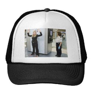 TSA Agent Cap