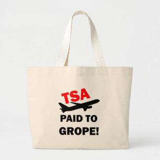 TSA CANVAS BAG