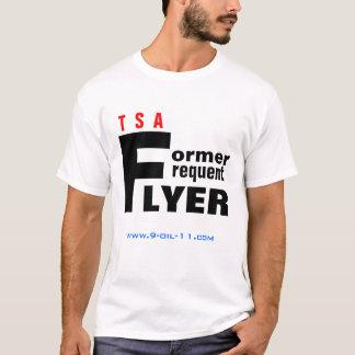 TSA Former Frequent Flyer Shirt