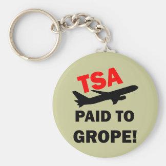 TSA KEY CHAIN