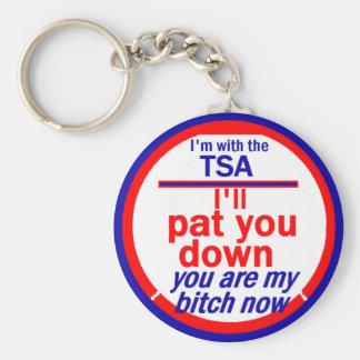 TSA Keychain