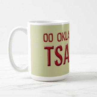 Tsa-La-Gi (Cherokee) Oklahoma Basic White Mug