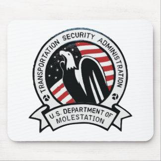 TSA Molestation Mousepad