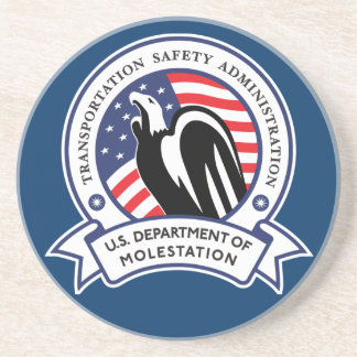 TSA Parody Coaster