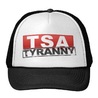 TSA Tyranny Logo Cap