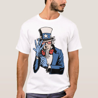 TSA- Uncle Sam T-Shirt
