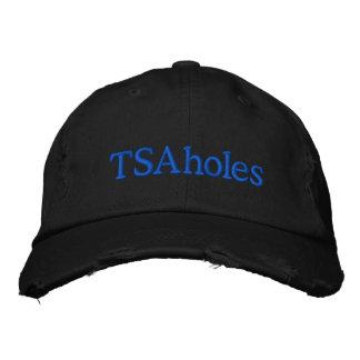 TSAholes Embroidered Baseball Cap