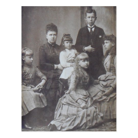 Tsar - GRAND DUCHESS MARIE of Russia #119 Postcard