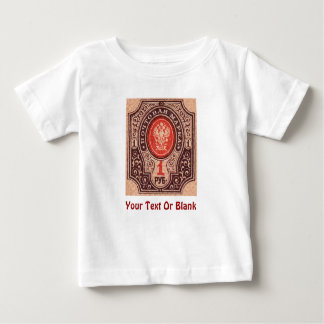 Tsarist Russia Postage Baby T-Shirt