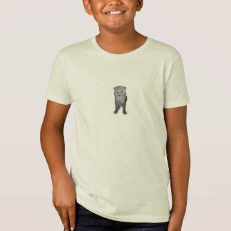 Tsavo Cheetah Cub Youth T -Shirt T-Shirt