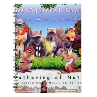 TSB Poster Notebook