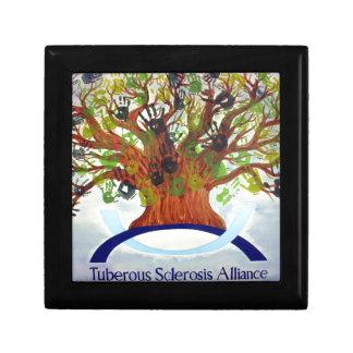 """TSC Family Tree Jewelry Box - 5.5"""""""