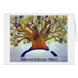 TSC Family Tree Notecards Greeting Card