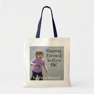 TSC Walk for Hannah Budget Tote Bag