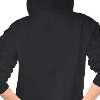 TSE Zip-Up Hoodie w/ Slogan