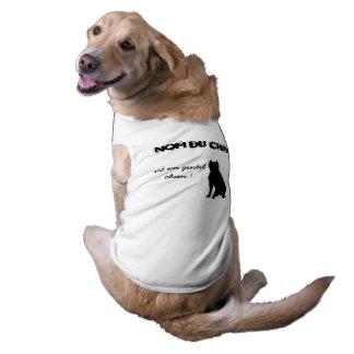 Tshirt Amstaff Sleeveless Dog Shirt