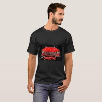 Tshirt conveys haunted black