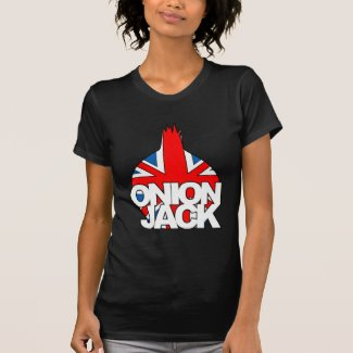 """Tshirt femme """"Onion Jack"""" T-shirt"""