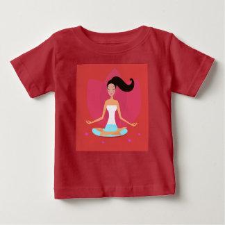 TSHIRT kids Red : yoga