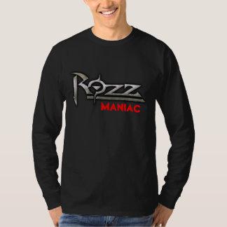 Tshirt long sleeves Man ROZZ maniac