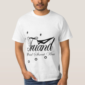 Tshirt TRUAND O.S.W 2010 Remake Front&Back