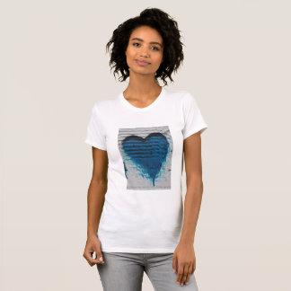Tshirt urban heart