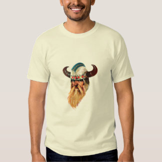 Tshirt With Cool Old Viking