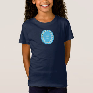 Tshirt with daisies