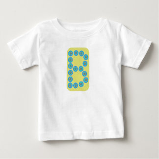 Tshirt with letter B