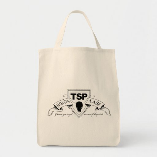 TSP Ant Grocery Tote Tote Bag