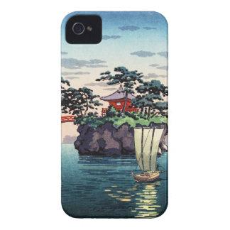 Tsuchiya Koitsu  Matsushima shin hanga scenery Case-Mate iPhone 4 Cases