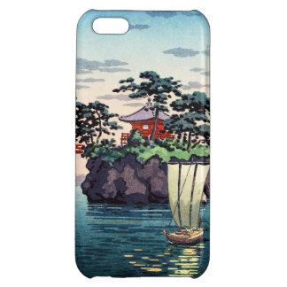 Tsuchiya Koitsu Matsushima shin hanga scenery Cover For iPhone 5C