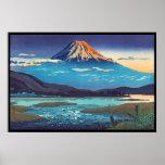 Tsuchiya Koitsu Tokaido Fujikawa landscape art
