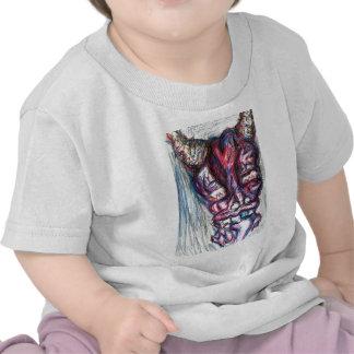 tsukimono kimen chromatic tee shirts