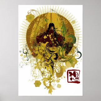 Tsukuyomi Poster