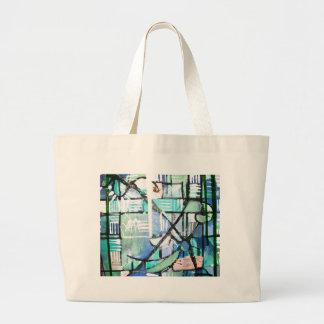 Tsumnu Chit Large Tote Bag