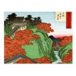 Tsuten Bridge, Tofukuji Temple at Kyoto Postcard