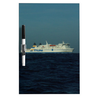 TT Line Ferry Dry Erase Boards