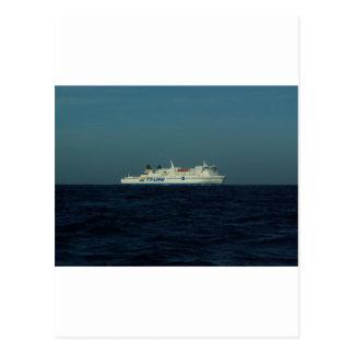 TT Line Ferry Postcard