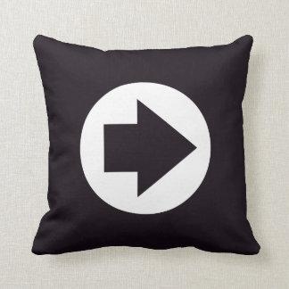TTC Throw Pillow - Rosedale