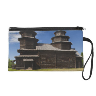 Ttraditional wooden Russian Orthodox church Wristlets