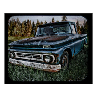 Ttv View of Chevy Poster