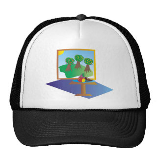 Tu Bishvat (new year fkr trees) Trucker Hat