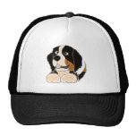 TU- Funny Bernese Mountain Dog Original Art