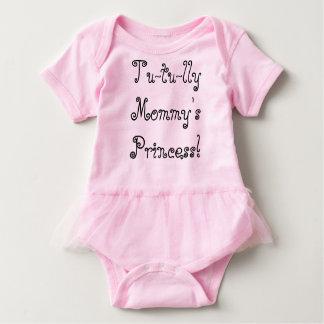Tu-tu-lly Mommy's Princess! Baby Bodysuit