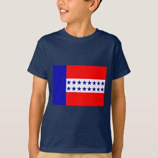 Tuamotu Islands Flag T-Shirt
