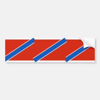 Tuapse (Krasnodar Krai), Russia flag Bumper Stickers