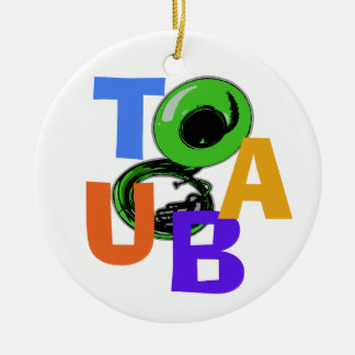 TUBA CHRISTMAS ORNAMENT