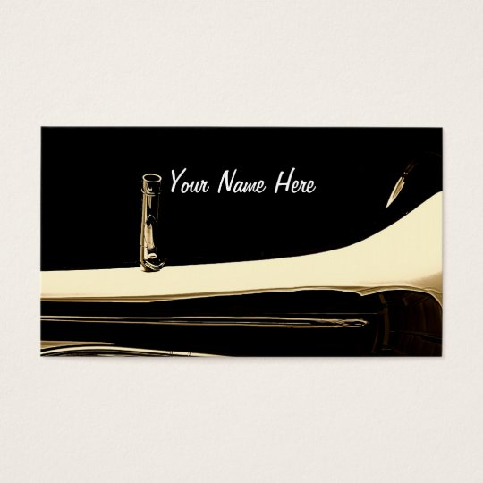 Tuba Euphonium Business Cards